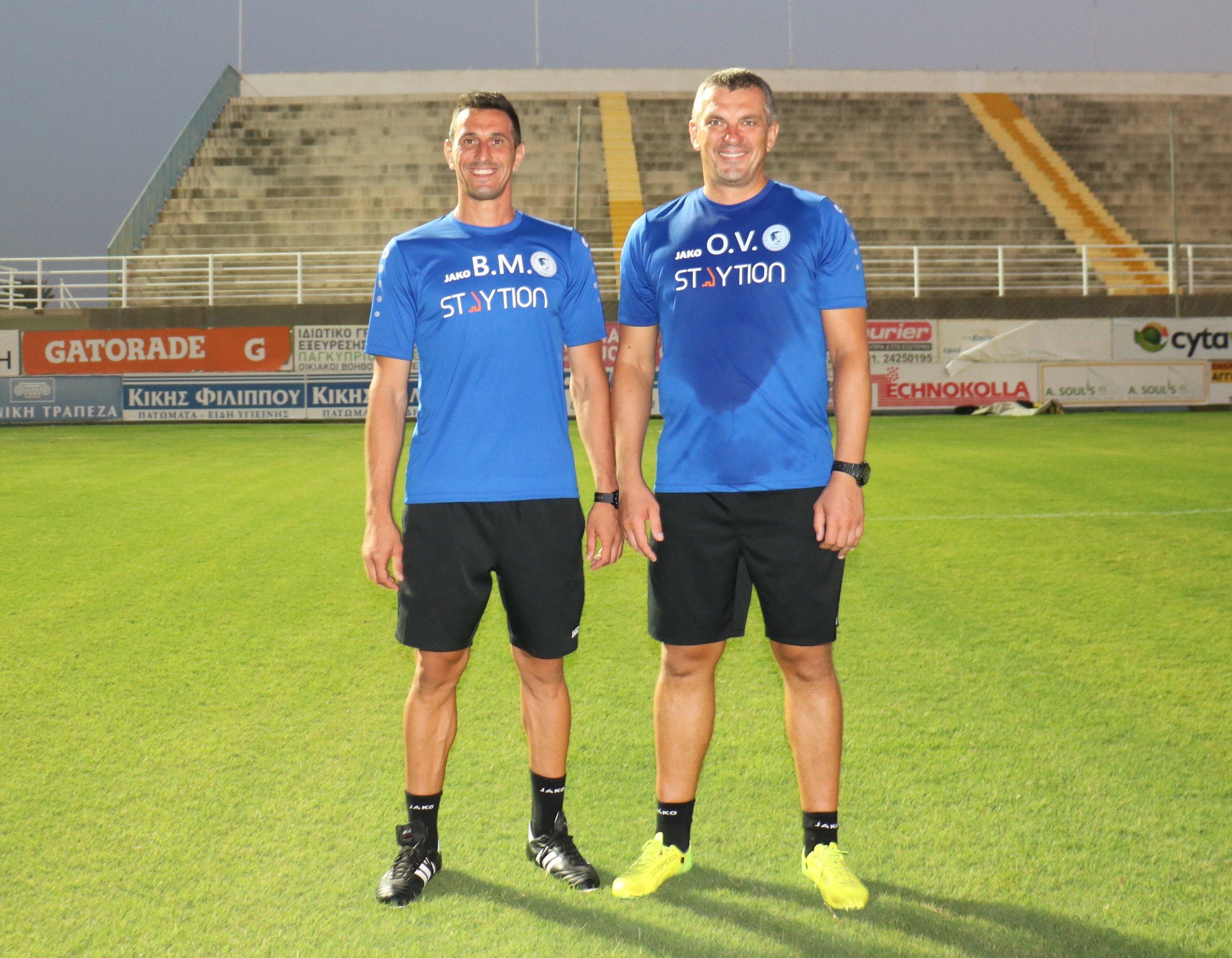Dean Klafurić Team